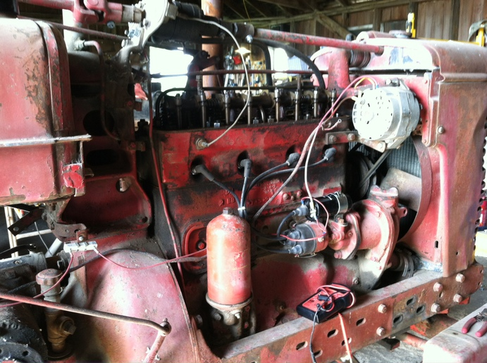1949 Wiring 8n Diagram Tractor Ford
