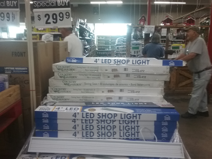 Rural King Led Lights