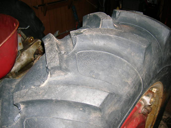 Fix Tire Dry Rot