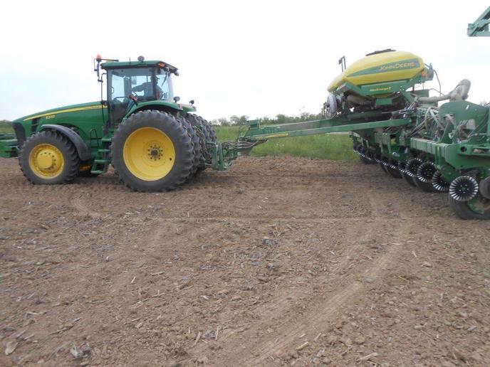 Tractor John Wiring Deere 1010