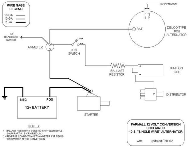 farmall 300 wiring diagram