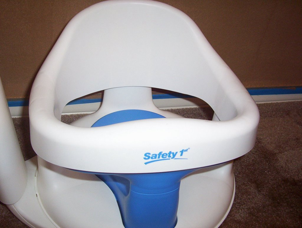 Safety First Tubside Bath Seat