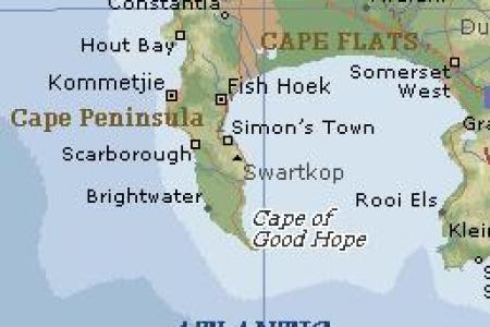 cape of good hope map » ..:: Edi Maps ::.. | Full HD Maps