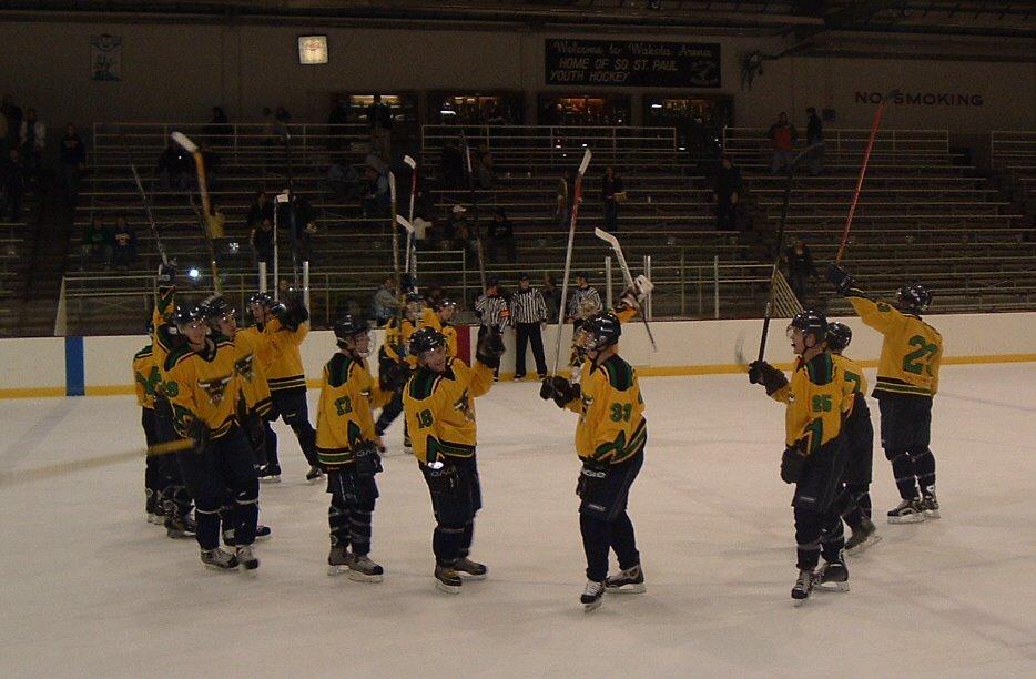 Twin Cities Northern Lights Hockey