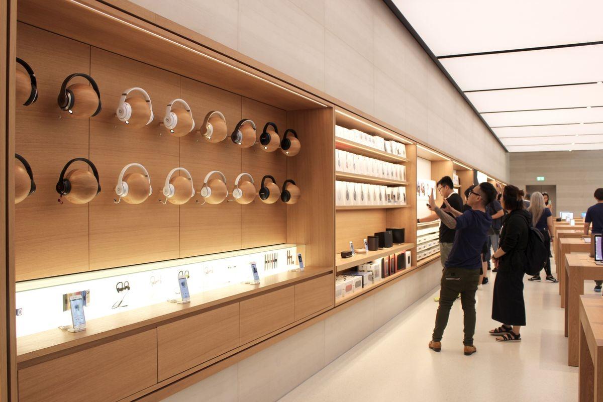 Media Photos Offer Deeper Peek Inside Apple S First