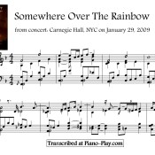The Rainbow Connection Piano Sheet Music Pdf (5)