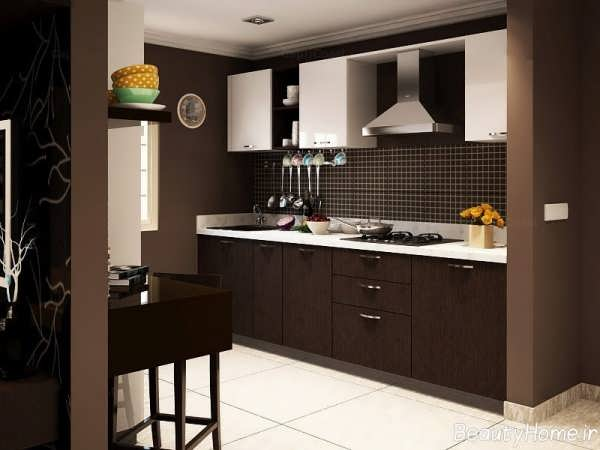 Small Kitchen Design 8x8