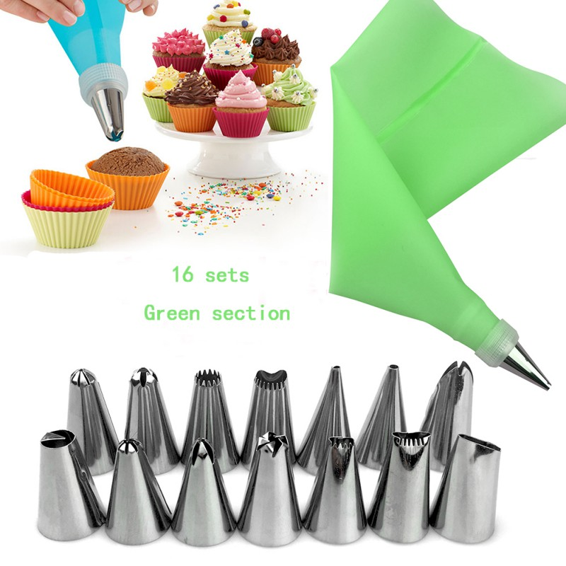 Baking Icing Supplies
