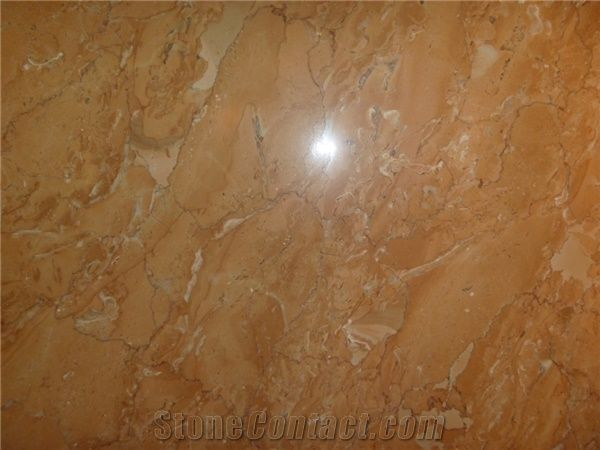 Philippines Marble Polished Tea Rose Marble Red
