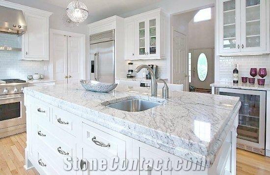 Thunder White Granite Countertops From India