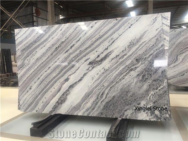 White Quartz Kitchen Countertops