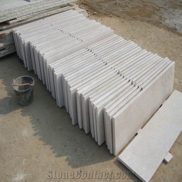 Pearl White Granite Outdoor Stair Steps Lowes Pure White Granite | Outdoor Stair Treads Lowes | Carpet Stair | Granite | Tread Mat | Limestone | Limestone Stair