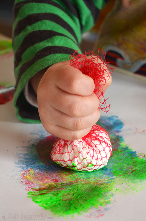 Toddlers Crafts Painting Easy