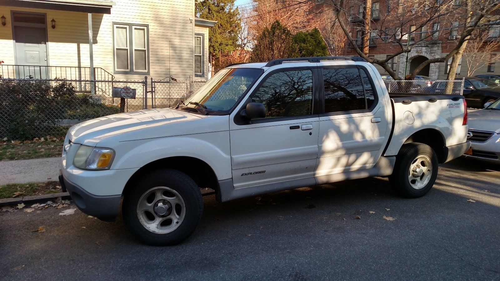 Explorer 2002 Trac Ford Sport