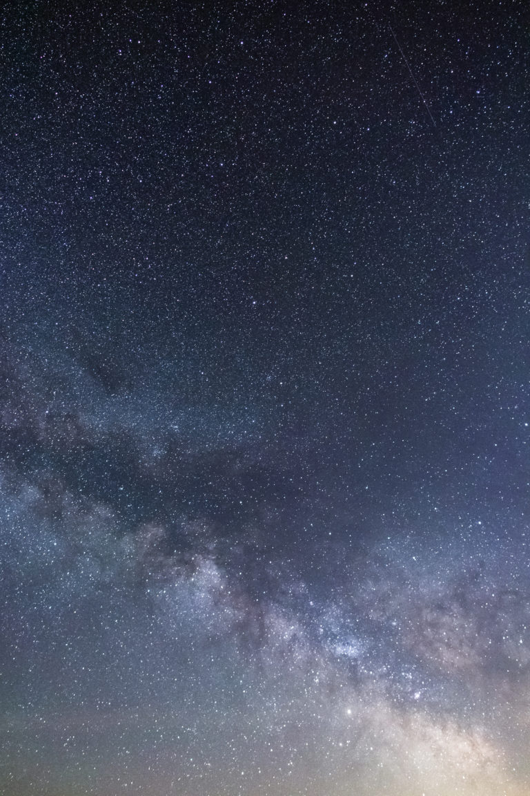 Milky Way Galaxy Picography Free Photo