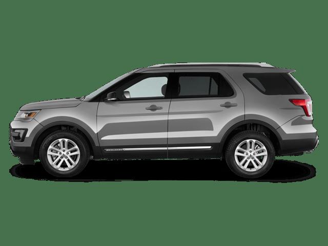 Platinum Explorer 2017 Colors Ford