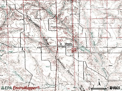 Hayes Center, Nebraska (NE 69032) profile: population ...