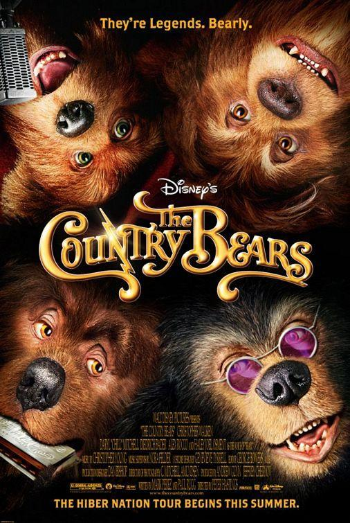 Country Bears 2002 Dvd