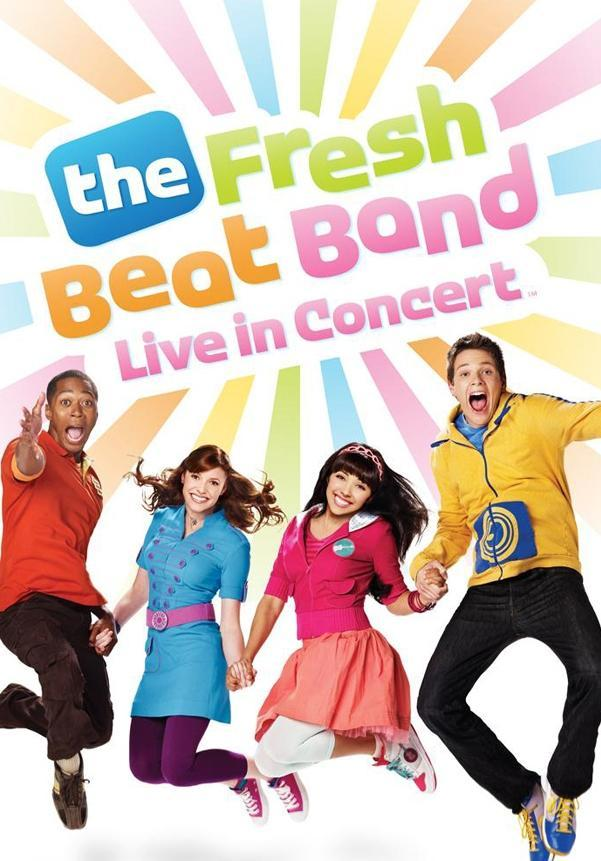 Fresh Beat Band Cast