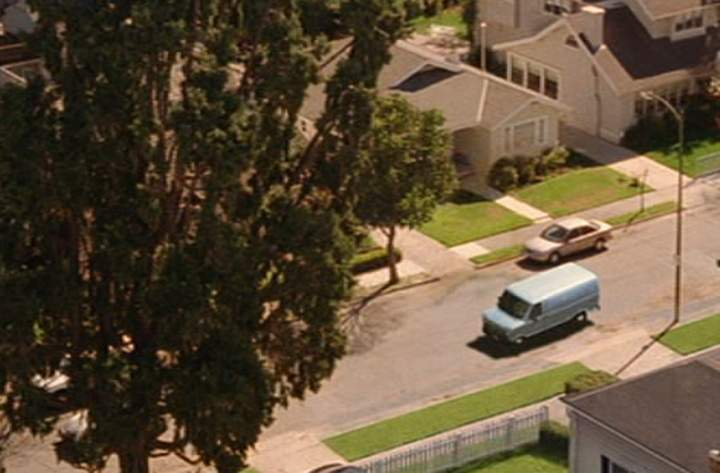 Imcdb Org 1985 Chevrolet Chevy Van In Quot Cats Amp Dogs 2001 Quot