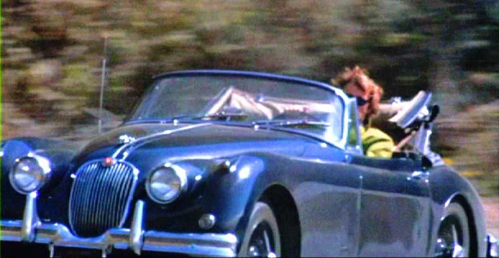 Imcdb Org 1957 Jaguar Xk 150 Drophead Coup 233 In Quot Play Misty For Me 1971 Quot