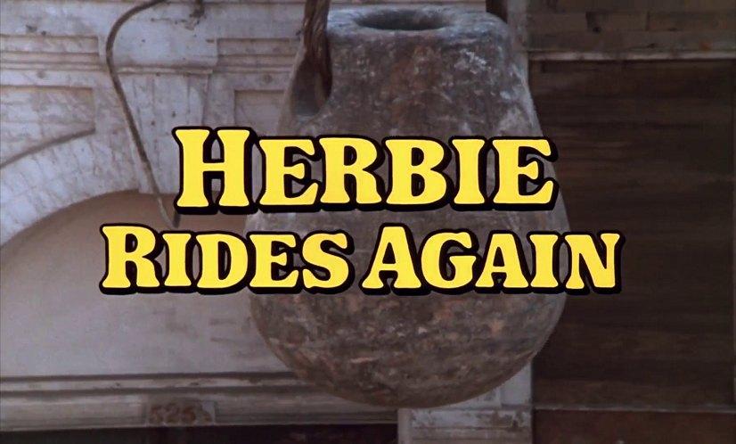 """IMCDb.org: """"Herbie Rides Again, 1974"""": cars, bikes, trucks ..."""