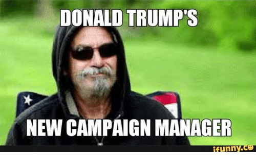 Image of: President Donald Trump Funny And Memes Donald Trump New Campaign Manager Funny Funny Donald Trump New Campaign Manager Funny Donald Trump Meme On Meme