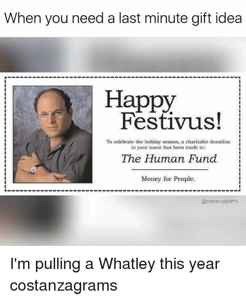 Fund Been Has Made Donation Human