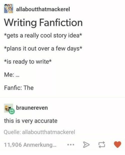 Funny Fanfiction and Humans of Tumblr Memes of 2016 on SIZZLE