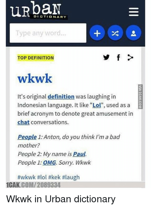Laughter Definition Urban Dictionary