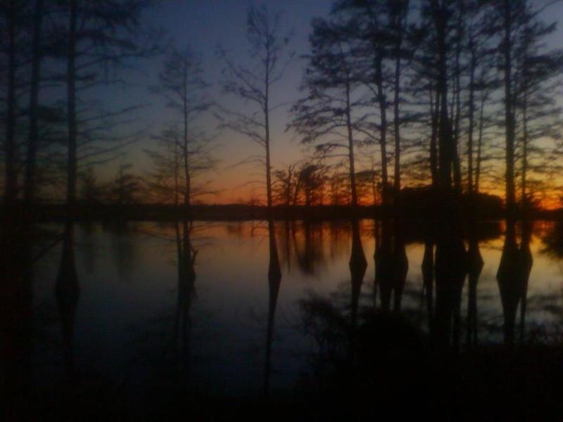 Bradford Ar Goose Pond At Sundown Photo Picture