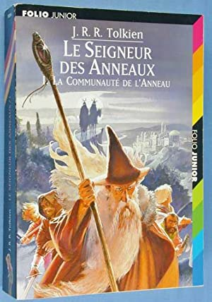 Fellowship of the Ring by Tolkien   AbeBooks Le Seigneur des Anneaus  1  La Communate  Tolkien  J R R   F