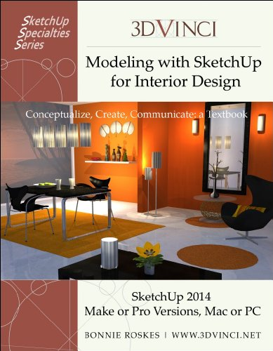 9781935135272  Modeling with SketchUp for Interior Design   AbeBooks     9781935135272  Modeling with SketchUp for Interior Design