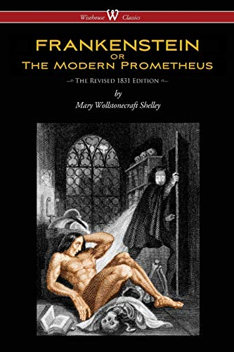 frankenstein or the modern prometheus - HD 907×1360