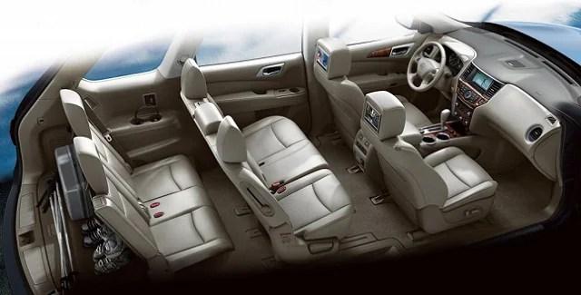 2014 Honda Pilots Interior