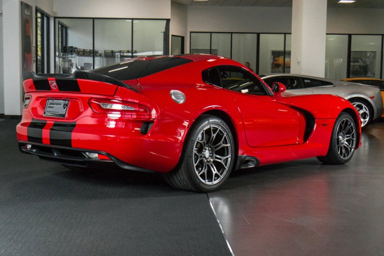 Used 2013 Dodge Viper For Sale Richardson TX   Stock  LT0719 VIN         Pre Owned 2013 Dodge Viper SRT 10 Coupe Dallas TX