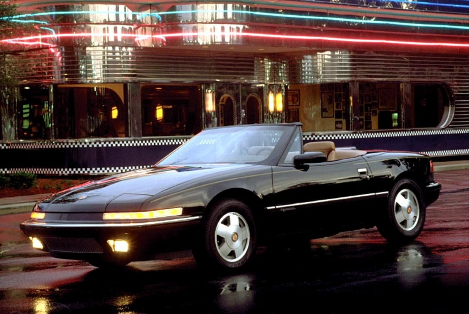 1988 1991 Buick Reatta Review Top Speed