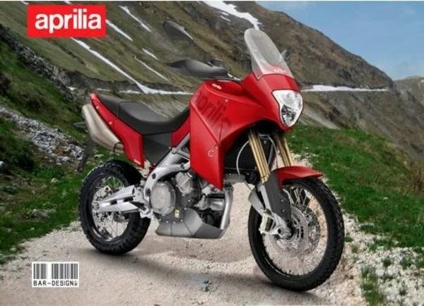 Supermoto Dorsoduro Aprilia Ktm 990 1200