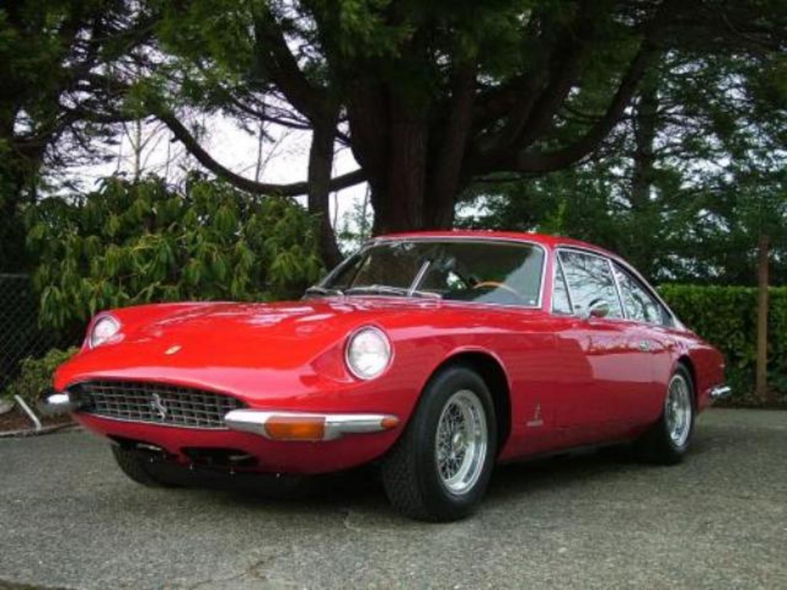 1970 Ferrari 365 Gt 2 2 Russo And Steele News Top Speed
