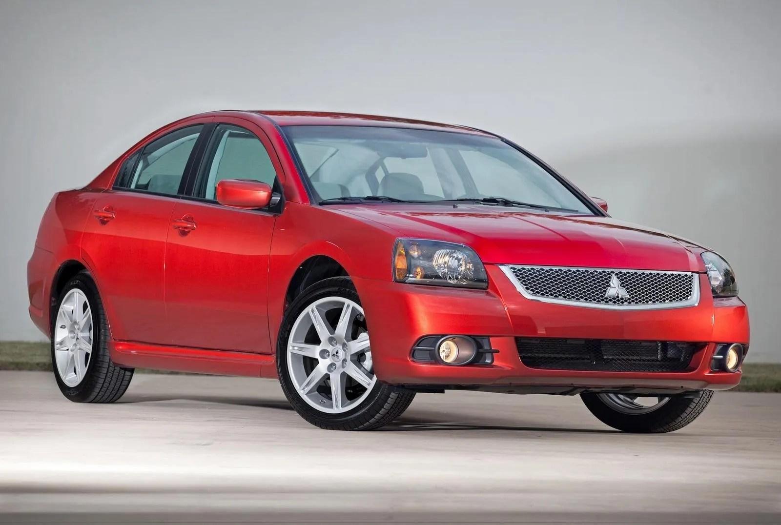 2010 Mitsubishi Galant Top Speed