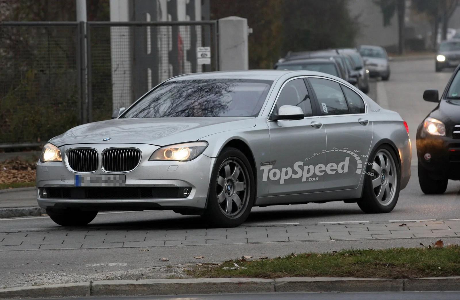 2015 Bmw I5 Sedan Top Speed