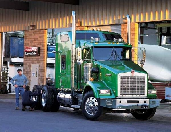 2011 Kenworth T800 Review Top Speed