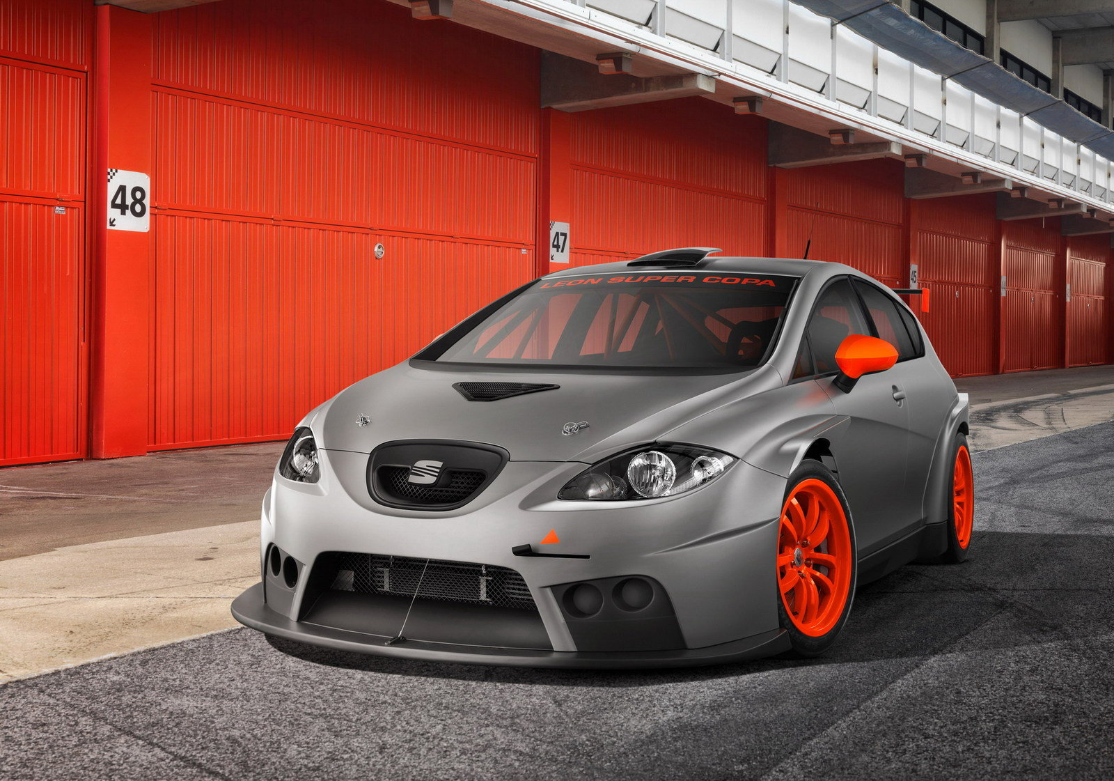 2012 Seat Leon Super Copa Top Speed