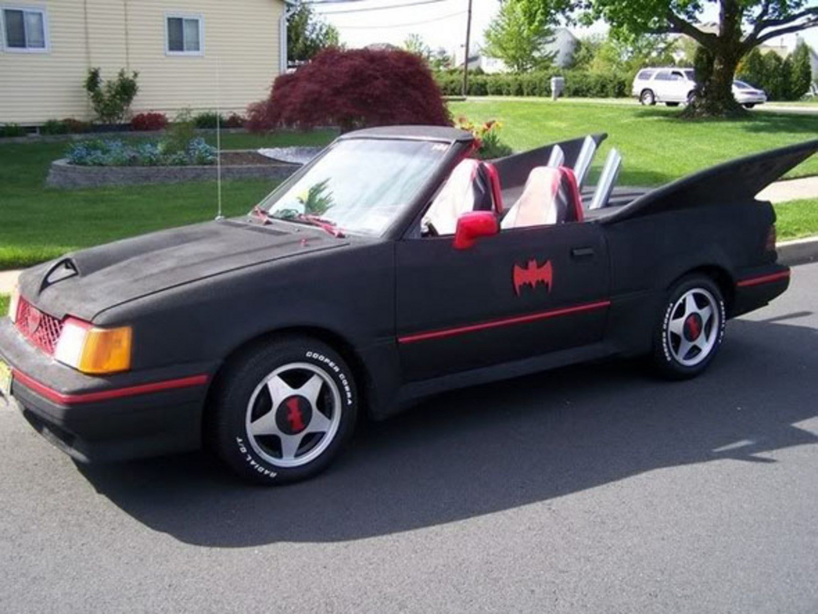 Holy Ugly Batman The Worst Batmobile Replicas You Ll Ever See News Top Speed