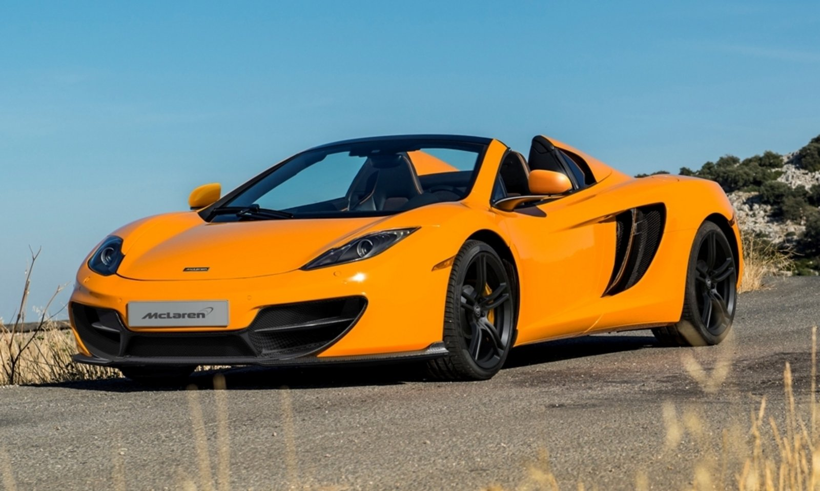 2013 Mclaren 12c And 12c Spider 50 Limited Edition Review