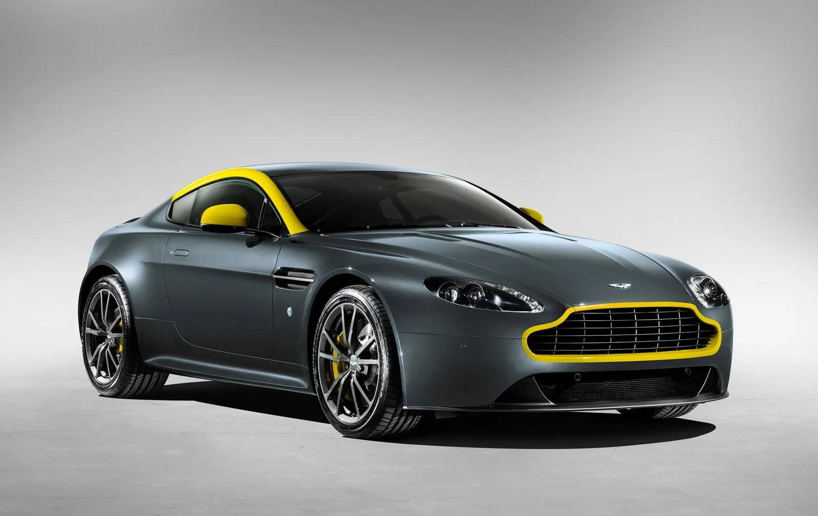 2015 Aston Martin V8 Vantage N430 | Top Speed