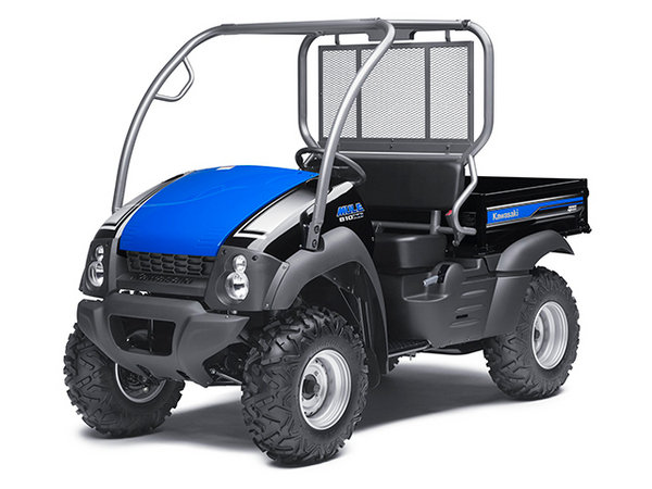 Kawasaki Mule 610 4x4 Specifications