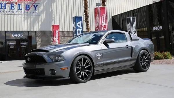 2014 Mustang Roush Convertible