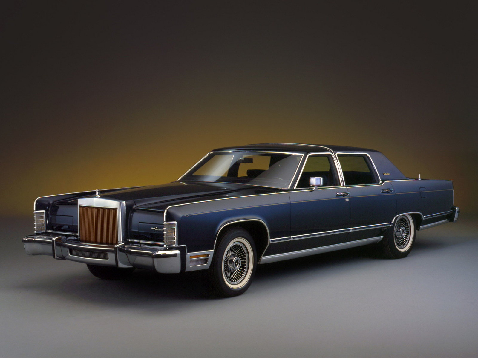 Car Collectors Lincoln 1979 Town Series