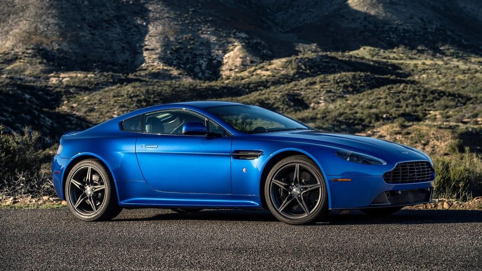 2017 Aston Martin Vantage GTS | Top Speed